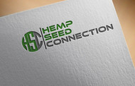 Hemp Seed Connection (HSC) Logo - Entry #206