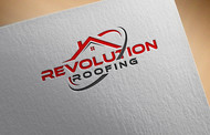 Revolution Roofing Logo - Entry #467