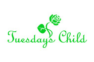 Tuesday's Child Logo - Entry #54