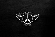 The Flying V Ranch Logo - Entry #36