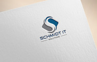 Schmidt IT Solutions Logo - Entry #179