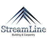 STREAMLINE building & carpentry Logo - Entry #114