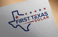 First Texas Solar Logo - Entry #30