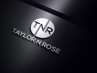Taylor N Rose Logo - Entry #40