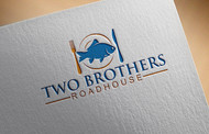 Two Brothers Roadhouse Logo - Entry #35