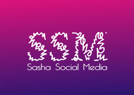Sasha's Social Media Logo - Entry #30