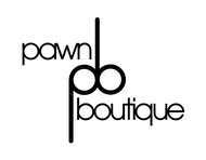 Either Midtown Pawn Boutique or just Pawn Boutique Logo - Entry #28