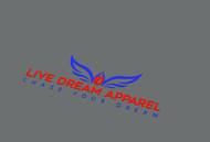 LiveDream Apparel Logo - Entry #99