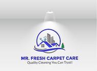Mr. Fresh Carpet Care Logo - Entry #119