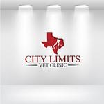 City Limits Vet Clinic Logo - Entry #171