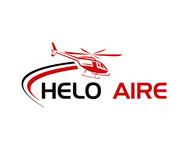 Helo Aire Logo - Entry #243