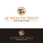 4P Wealth Trust Logo - Entry #216