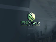 Empower Sales Logo - Entry #5