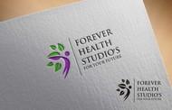 Forever Health Studio's Logo - Entry #208