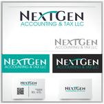 NextGen Accounting & Tax LLC Logo - Entry #175