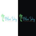 Blue Sky Life Plans Logo - Entry #162