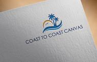 coast to coast canvas Logo - Entry #69