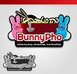 Bunny Pho Logo - Entry #19