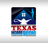 Texas Home Genie Logo - Entry #101