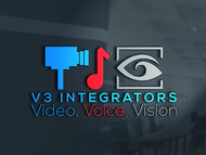 V3 Integrators Logo - Entry #179