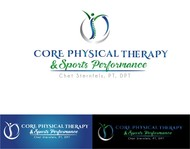 Core Physical Therapy and Sports Performance Logo - Entry #339
