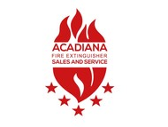 Acadiana Fire Extinguisher Sales and Service Logo - Entry #316
