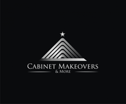 Cabinet Makeovers & More Logo - Entry #16