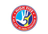 High 5! or High Five! Logo - Entry #14