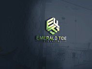 Emerald Tide Financial Logo - Entry #225