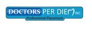 Doctors per Diem Inc Logo - Entry #145