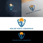Solar Vinyl Graphics Logo - Entry #128