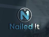 Nailed It Logo - Entry #68