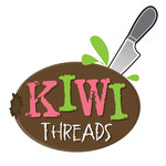 Kiwi Threads Logo - Entry #30