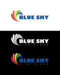 Blue Sky Life Plans Logo - Entry #344