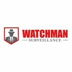 Watchman Surveillance Logo - Entry #150