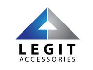 Legit Accessories Logo - Entry #27