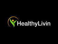 Healthy Livin Logo - Entry #91