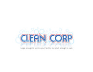 B2B Cleaning Janitorial services Logo - Entry #94