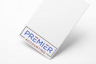 Premier Accounting Logo - Entry #62