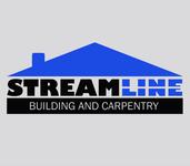 STREAMLINE building & carpentry Logo - Entry #14