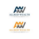 ALLRED WEALTH MANAGEMENT Logo - Entry #323
