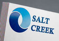 Salt Creek Logo - Entry #74