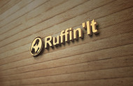 Ruffin'It Logo - Entry #48