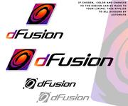 dFusion Logo - Entry #118
