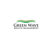 Green Wave Wealth Management Logo - Entry #123