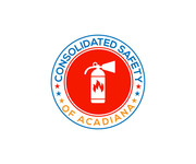 Consolidated Safety of Acadiana / Fire Extinguisher Sales & Service Logo - Entry #29