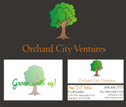 Logo & business card - Entry #3
