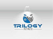 TRILOGY HOMES Logo - Entry #204