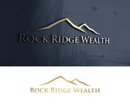 Rock Ridge Wealth Logo - Entry #260