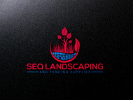 South East Qld Landscaping and Fencing Supplies Logo - Entry #12